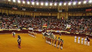 Resultado de imagen de corrida en Campo pequeño