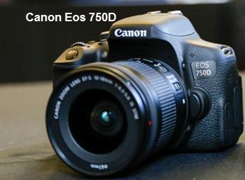 Spesifikasi dan Harga Kamera Canon Eos 750D Tahun 2015
