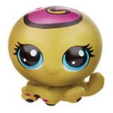 Littlest Pet Shop Large Playset Biba Ballyhoo (#299) Pet