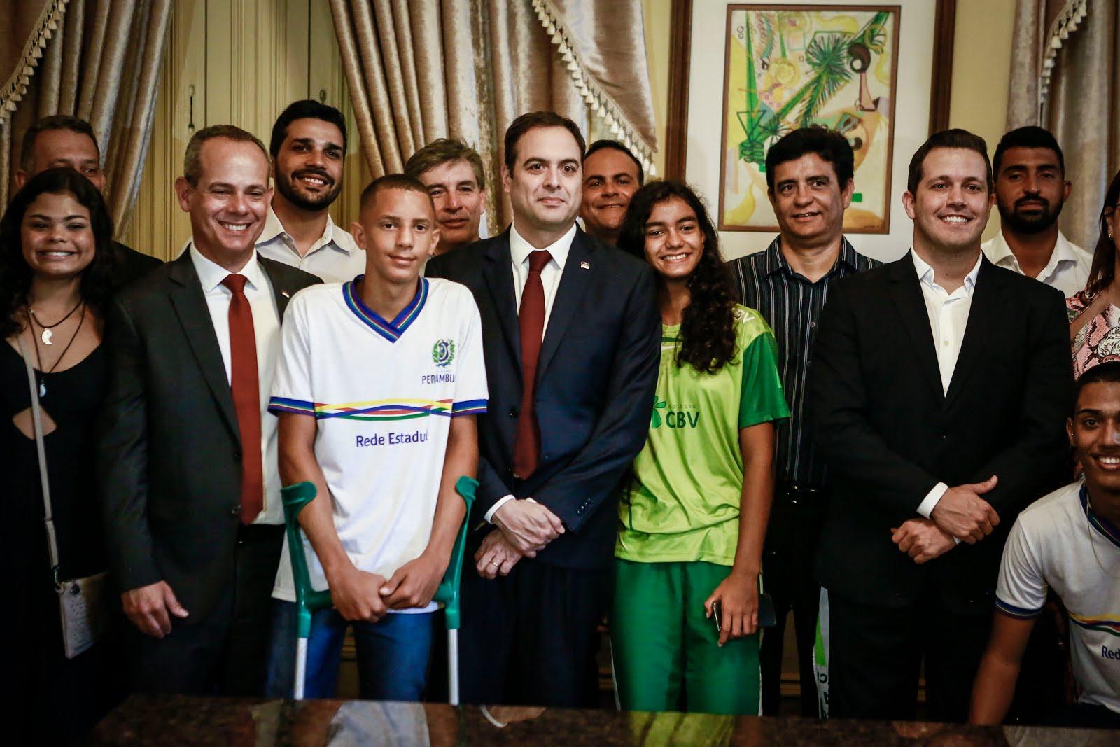 Governo de Pernambuco amplia programas de incentivo ao esporte no Estado