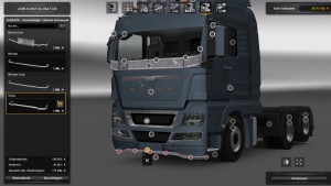 MAN TGX 2010 truck mod v2.1