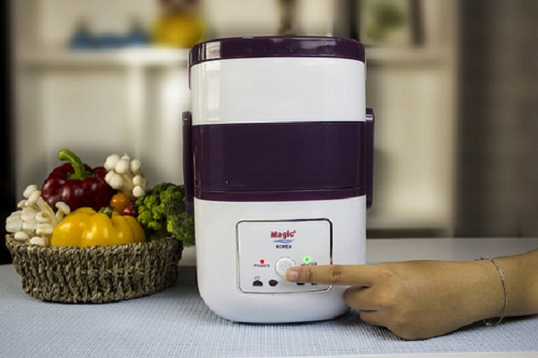Hộp cơm magic korea A06 có cách sử dụng khá đơn giản