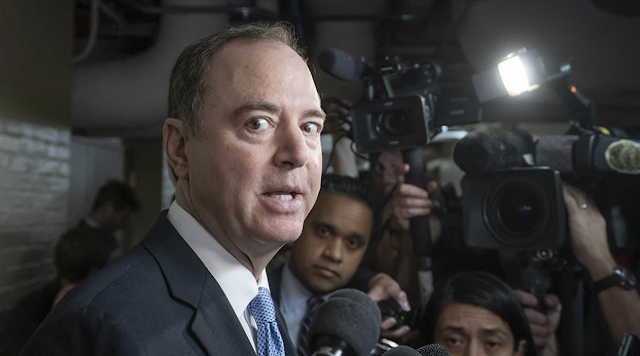Schiff: 'We may have to follow with impeachment' if Trump admin won't hand over material