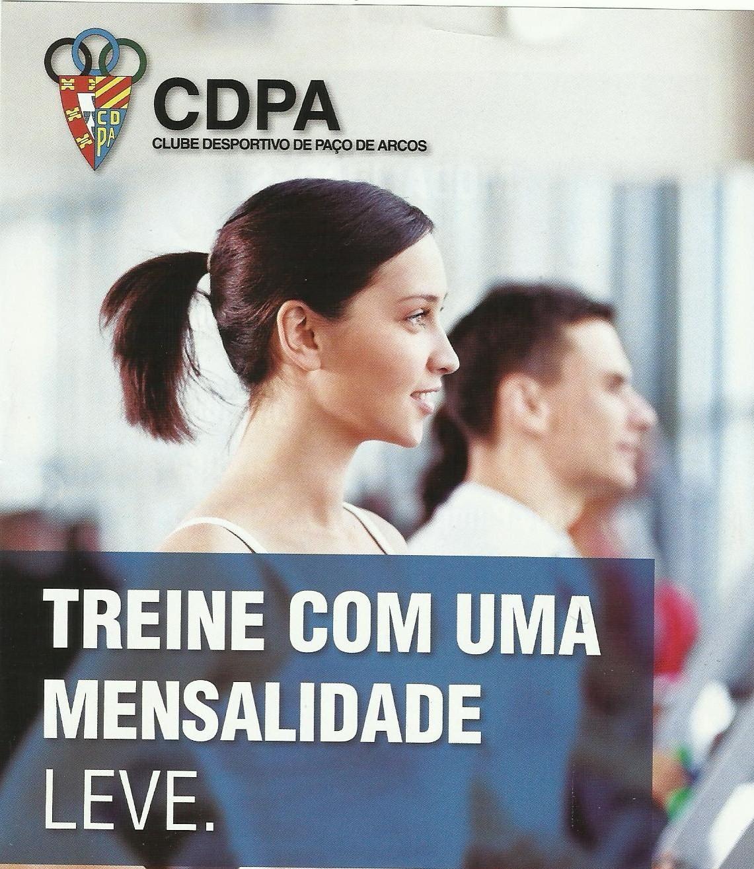 Nova campanha dos Ginásios CDPA