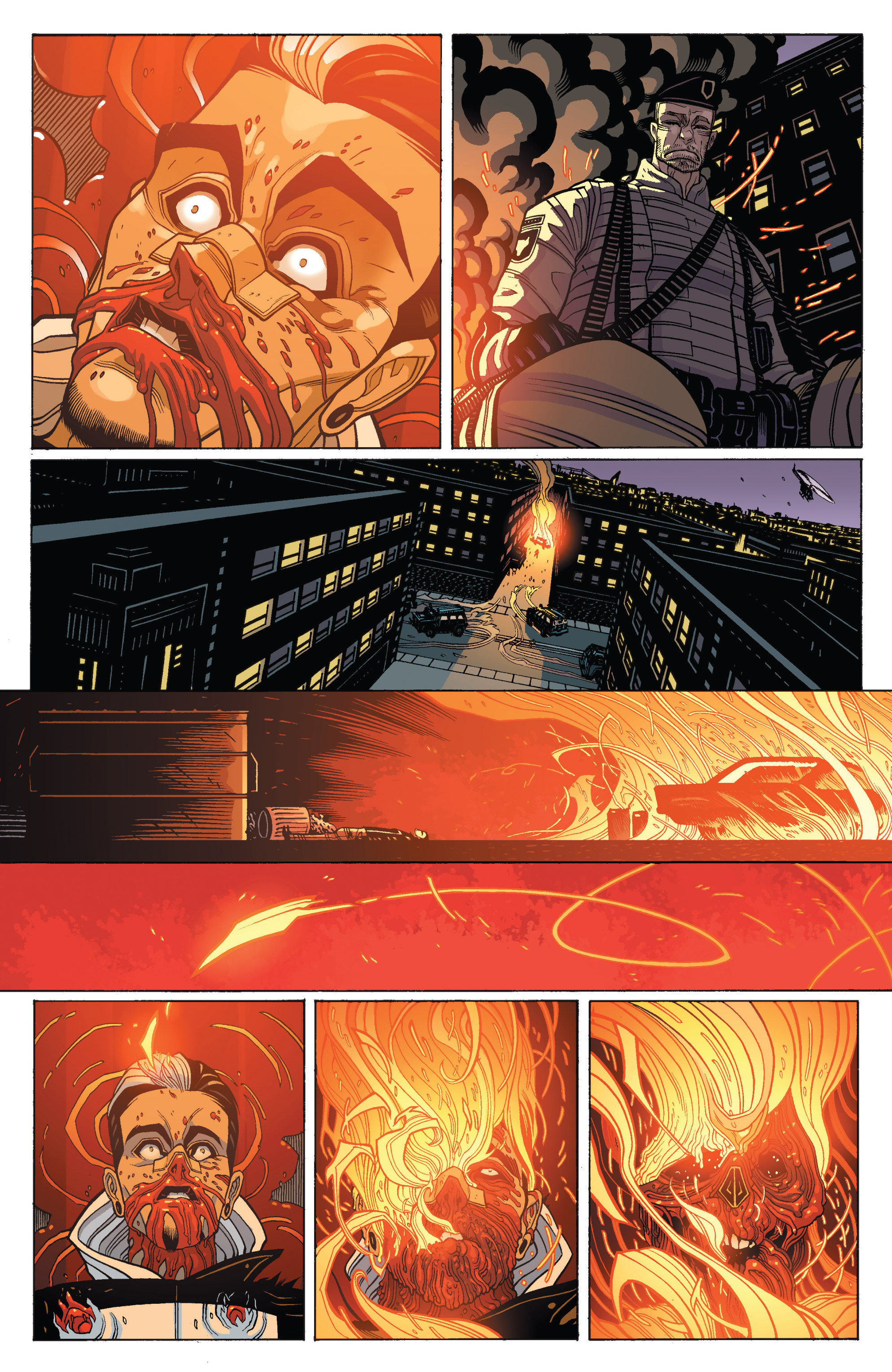 Read online All-New Ghost Rider comic -  Issue #1 - 20