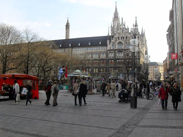 visitas típicas en Munich
