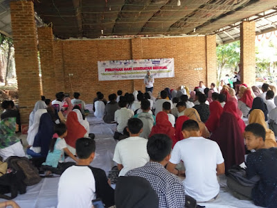 Rayakan Hari Kesehatan Seksual, DAMAR Sosialisasikan Pentingnya Menjaga Tubuh