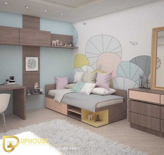 Phòng ngủ cho bé B-19