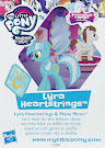 My Little Pony Wave 19 Lyra Heartstrings Blind Bag Card