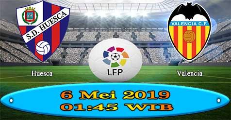 Prediksi Bola855 Huesca vs Valencia 6 Mei 2019