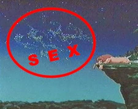 Film Kartun yang Ada Seksnya