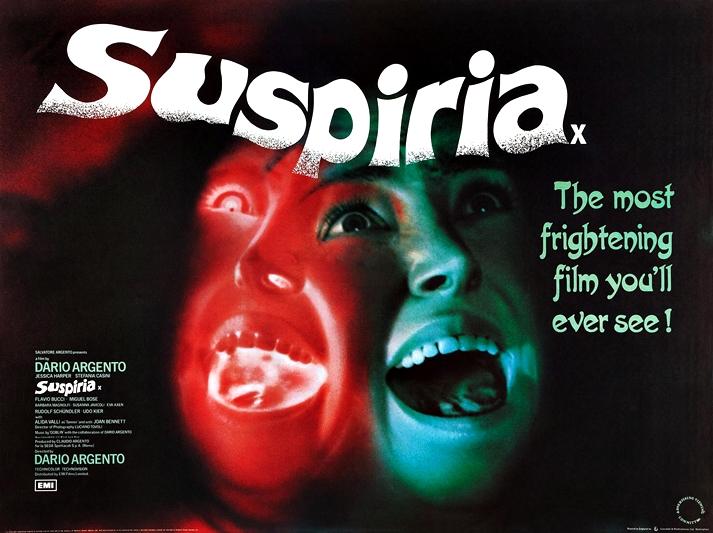 Póster: Suspiria (1977)