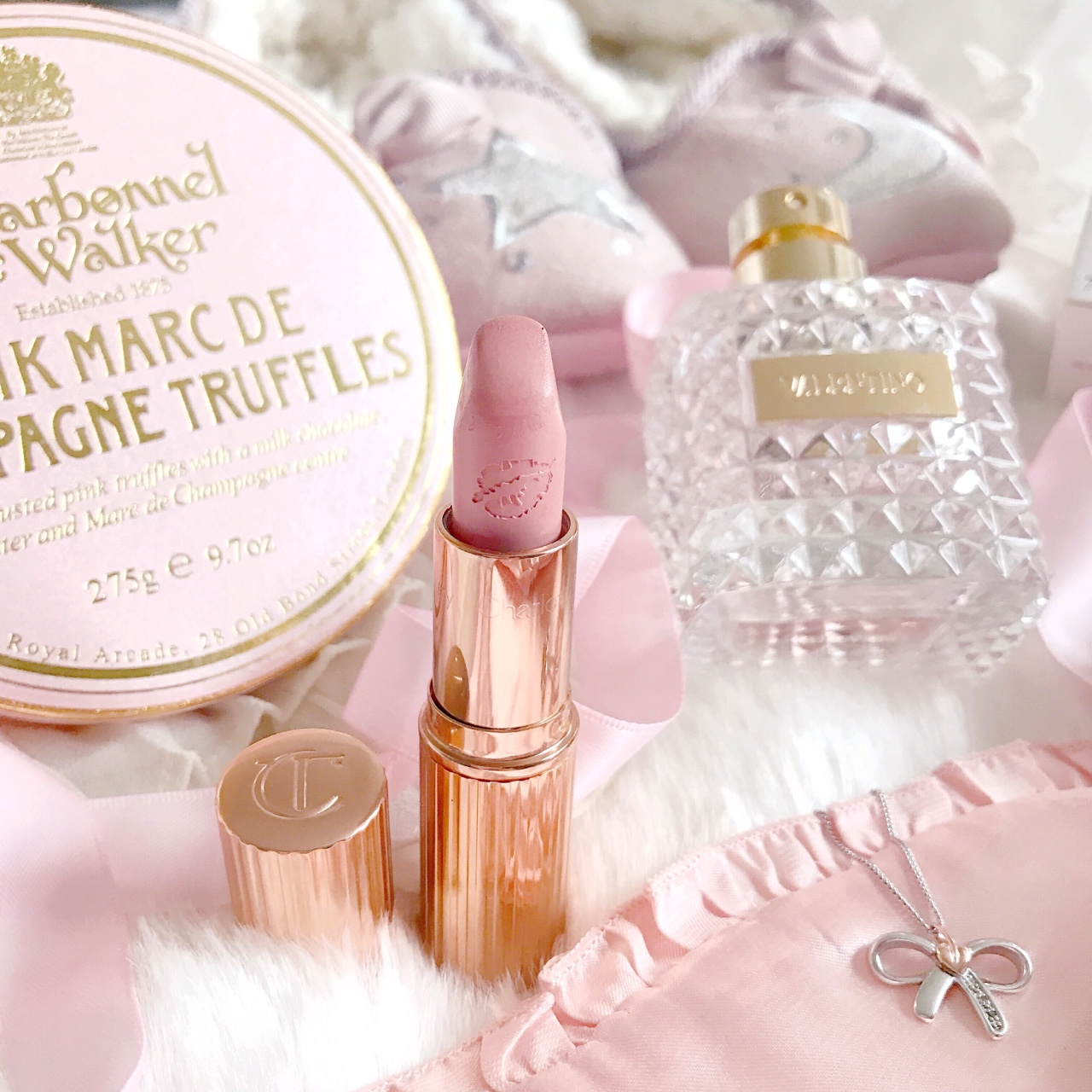 Love, Catherine | Charlotte Tilbury Lipstick, Kim K.W