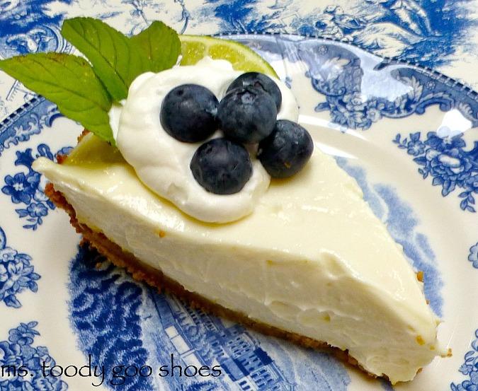 Lemon Basil Cake | Ms. Toody Goo Shoes