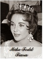 http://orderofsplendor.blogspot.com/2014/04/tiara-thursday-mike-todd-diamond-tiara.html