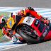 Baldassarri y Navarro firman los mejores registros en el test de Moto2 y Moto3 en Jerez