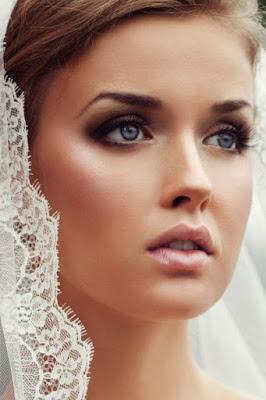 maquiagem para noivas contorno