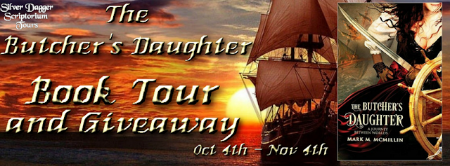 Excerpt: The Butcher's Daughter (A Journey Between Worlds)  by Mark M. McMillin
