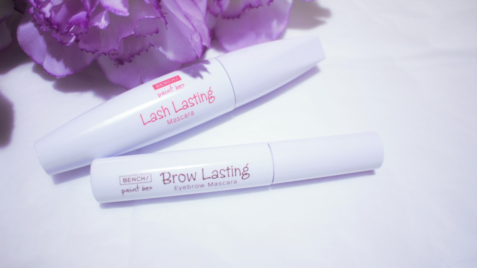 SOMETHING NEW | Brow Lasting Mascara and Lash Lasting from