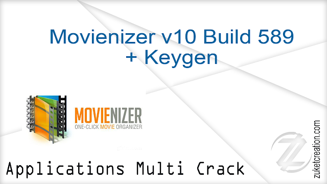Movienizer v10 Build 589 + Keygen  |  23.7 MB