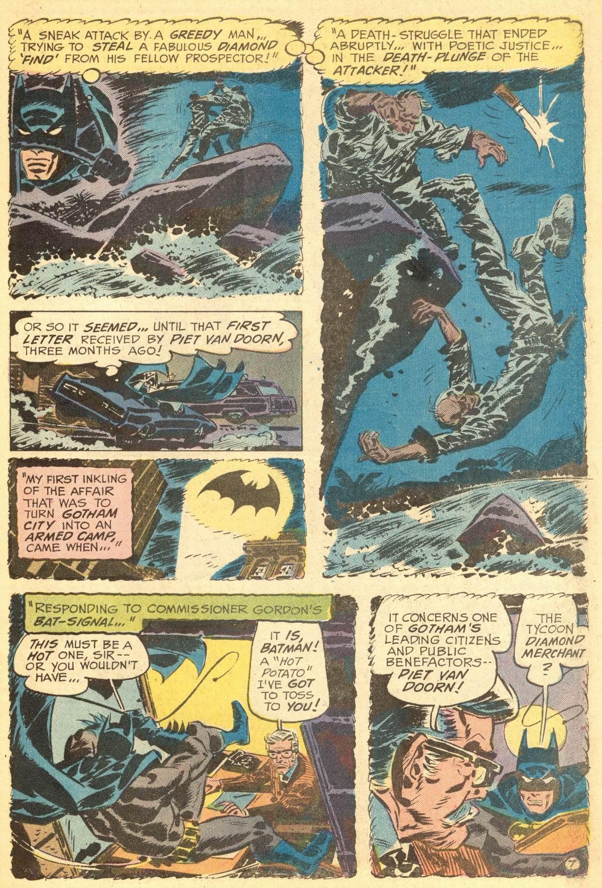 Detective Comics (1937) 420 Page 10
