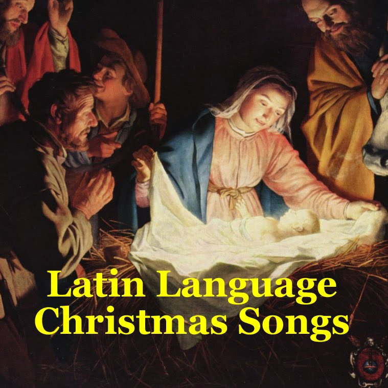 Latin Language Christmas Songs!