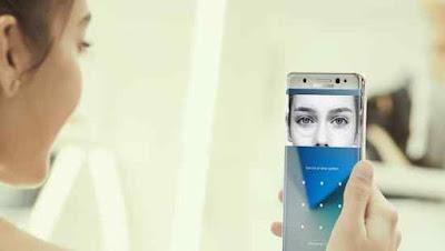 Ini Rahasia Cara Membobol Scanner Mata Galaxy S8 dan S8+