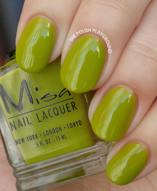 Misa Green with Envy