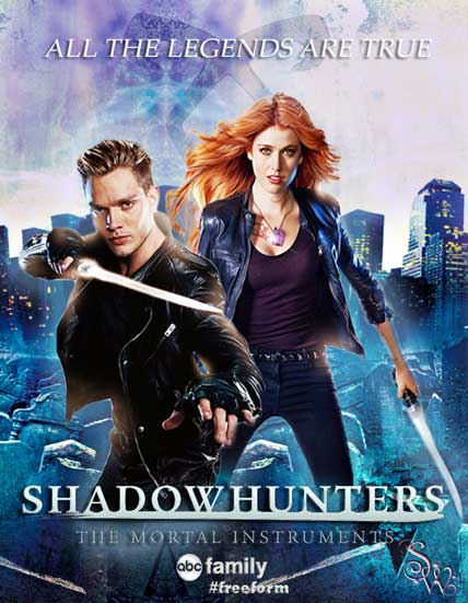 Shadowhunters: The Mortal Instruments (2016-) ταινιες online seires xrysoi greek subs