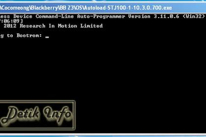 (Link Update OS 10.3.2.2888 ) Kumpulan Autoloader OS Blackberry 10