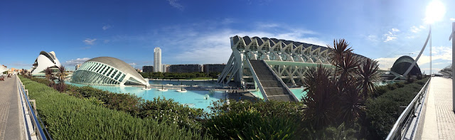 the museum of arts and culture in valencia
