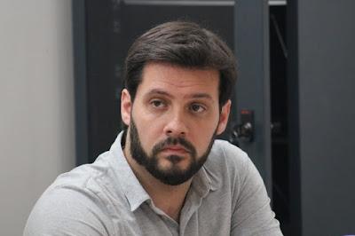 Christian Bolaños, de Elkarrekin Podemos