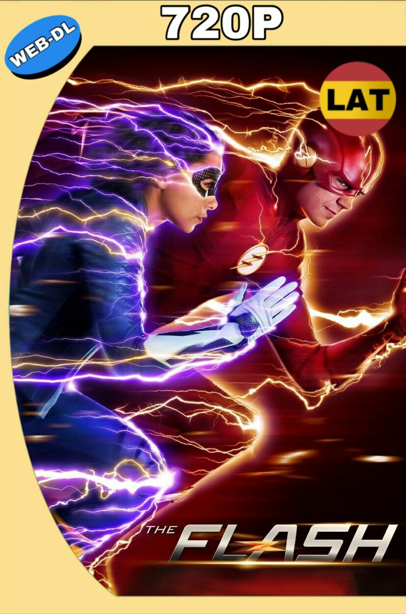 THE FLASH TEMPORADA 05 (06/23) HD 720P LATINO MKV