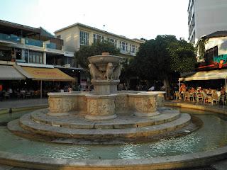 Kreta, Heraklion, Iraklion, Fontanna Morosiniego