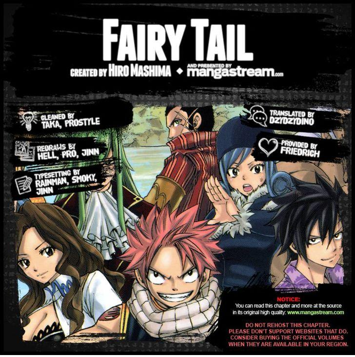 Fairy Tail Ch 402: Iron Fist of The Fire Dragon