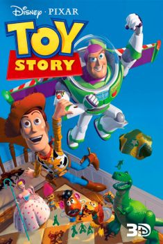 Toy Story 3D Torrent - BluRay 1080p Dual Áudio