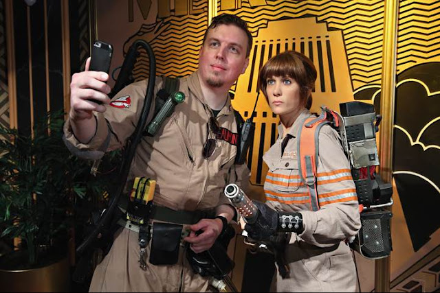 Ghostbusters Dimension Experience - Madame Tussauds em Nova York