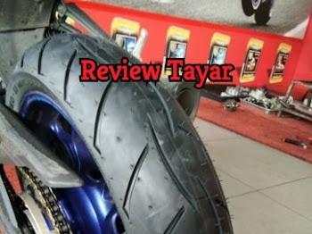 Review Tayar Metzeler sportec street