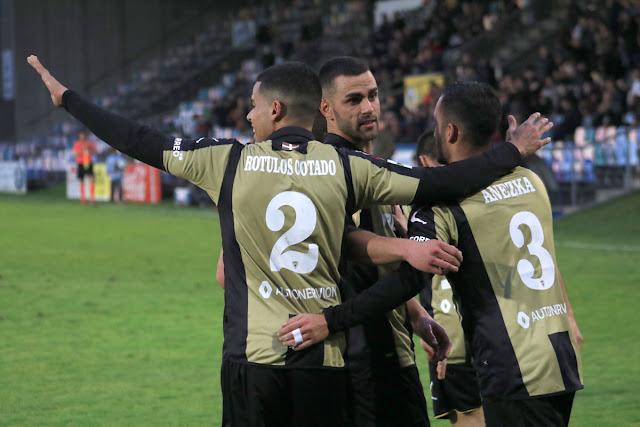 Fútbol | El Barakaldo CF busca en Logroño repetir victoria para seguir aspirando al ascenso