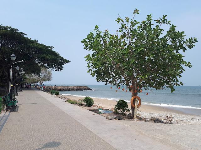 Promenade à Fort Kochi