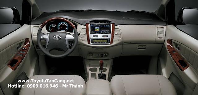 toyota innova 2016 toyota tan cang noi that - Đánh giá xe gia đình đa dụng Toyota Innova 2016 : Vô đối tại Việt Nam - Muaxegiatot.vn