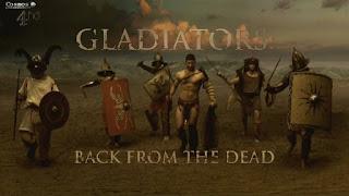Gladiators Back from the Dead | Δείτε Ντοκιμαντέρ online με ελληνικους υποτιτλους