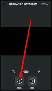 Kalian merasa boomerang yang Kalian buat di story Instagram Kalian geraknya terlalu cepat Cara Memperlambat Boomerang di Instagram