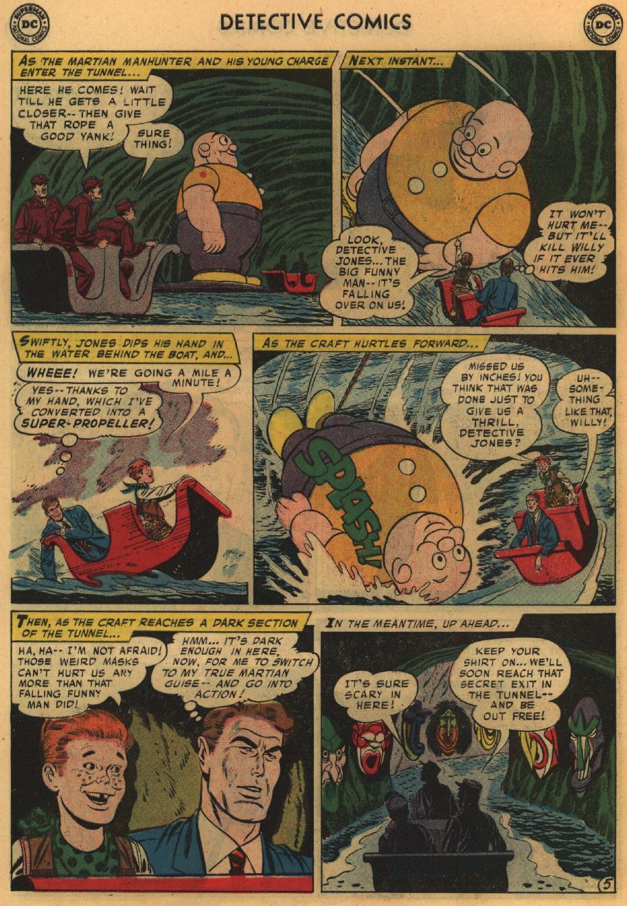 Detective Comics (1937) 256 Page 29