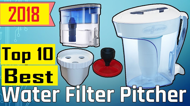 best water filter pitcher reviews