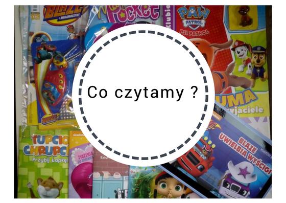 Co czytam ze swoją 3-latką? - Media Serive Zawada