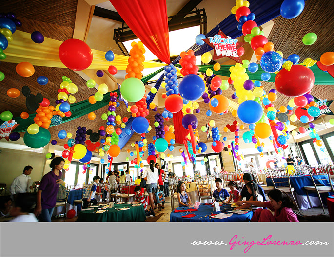 Lique S Antics Artsy Antics Planning A 1st Birthday Party Venue