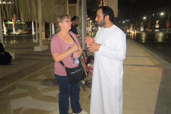 Dubai Police help tourist find her lost wallet, Dubai, News, Gulf, World, Police, Woman,Visit, Hotel