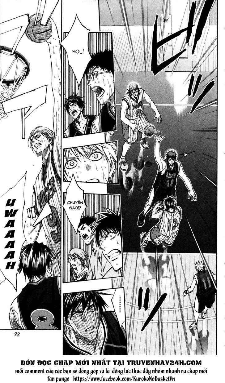 Kuroko No Basket chap 166 trang 7