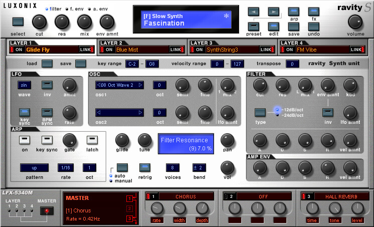 LUXONIX Ravity Bundle v1.4.3 Full version » 4DOWNLOAD